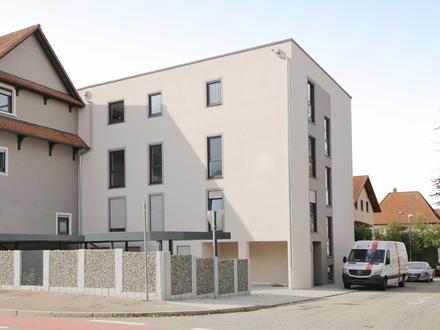 Attraktive, licht durchflutete 4-Zimmer-Wohnung - Neubau mit gehobener Ausstattung