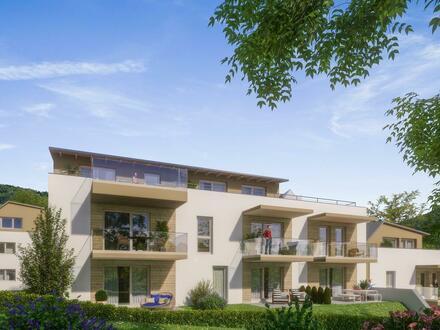 Mattsee-Zentrum: Neubauwohnung