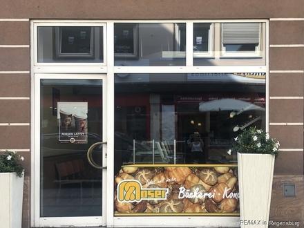 Ladengeschäft im Herzen von Schwandorf