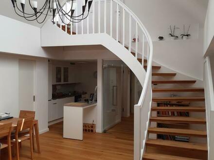 Exklusive 3-Zimmer-Wohnung mit Dachterrasse in Linzer Gasse