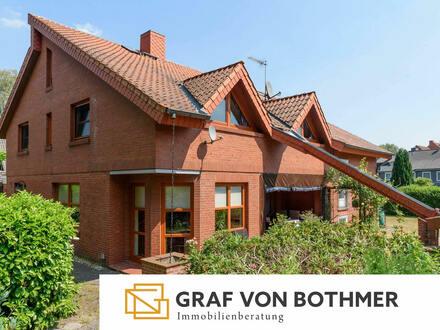 Doppelhaus mit 2 WE in Rotenburg