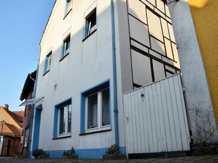 Kleines Stadthaus im Herzen der Innenstadt