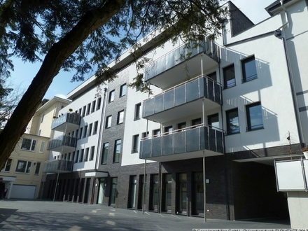 Moderne Wohnung zum wohlfühlen in der Bielefelder Innenstadt