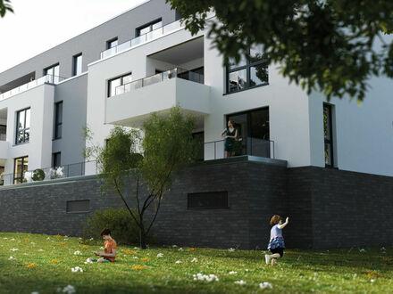 Exklusives Wohnen: Wohnung 1.OG. Recklinghausen-Nord: Neubau mit Tiefgarage und Aufzug