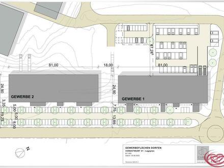 Neubau / Büro-, Hallen-, Lager- und Produktionsflächen ++Timber Campus Dorfen++
