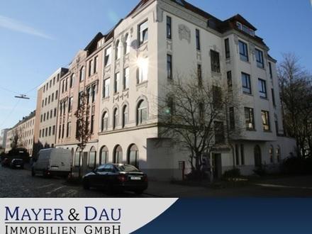 Bremerhaven-Lehe: Mehrfamilienhaus mit 9 Wohneinheiten, neue Fassade, zentrale Lage, Obj. Nr. 4648