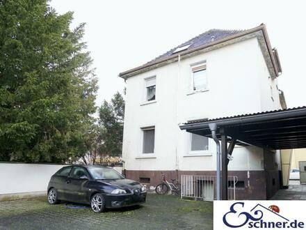 * Kapitalanleger aufgepasst: Mehrfamilienhaus - zentral zwischen Mannheim/Worms und Bergstraße