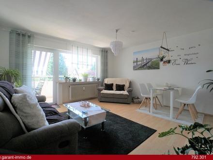 Schicke Wohnung in gepflegter Wohnlage