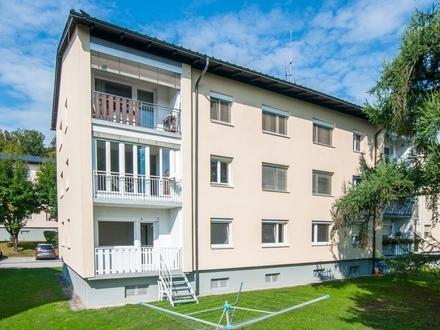 Klagenfurt - am Fuße des Kreuzbergls: Großzügige 4-Zi-Wo