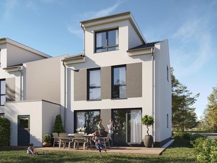 Exklusives KfW-55 Einfamilienhaus mit viel Platz für die Familie!