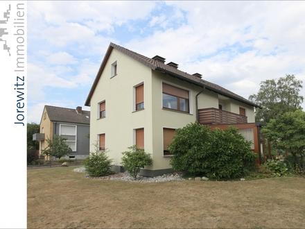 Bielefeld-Milse: Helle und großzügige 4 Zimmer-Wohnung mit Balkon