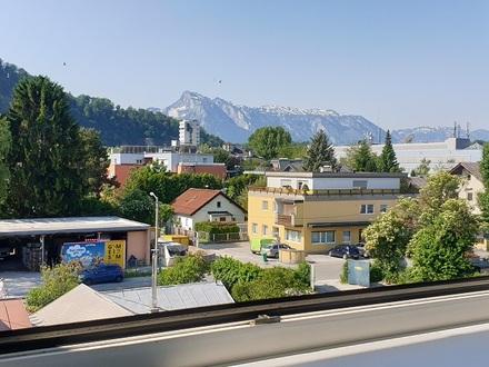 2 Zimmer Dachgeschosswohnung in Salzburg zu vermieten