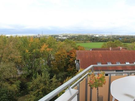 Kernsanierte 3-Zimmer-Wohnung mit EBK, Balkon, Kfz.-Stellplatz und grandiosem Ausblick