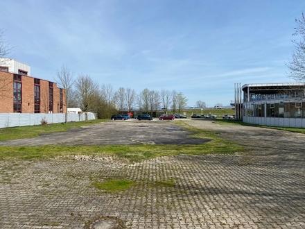 Gewerbe-/ Außenlagerfläche in Mannheim zu vermieten