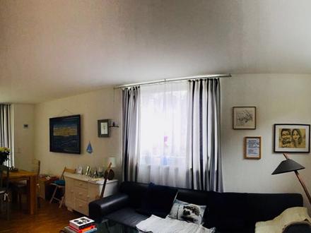 4-Zimmerwohnung mit Garten im Lindental