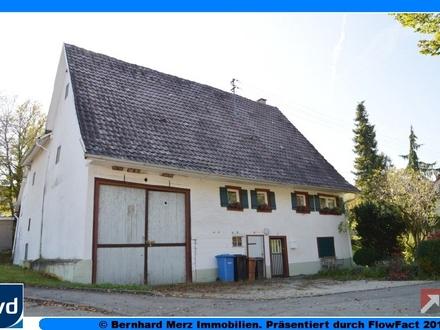 Historisches Bauernhaus mit viel Potential in Dietingen