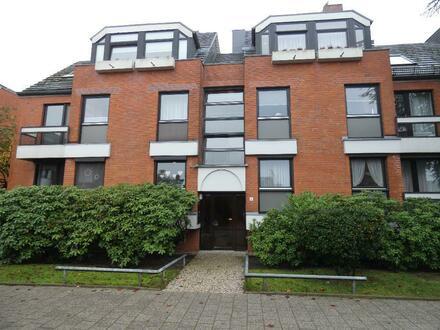 Zwei-Zimmer-Wohnung in ruhiger Seitenstraße in Schwachhausen