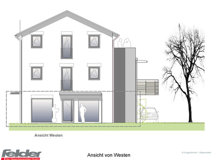 Attraktiver Neubau im Herzen von Stephanskirchen/Schlossberg
