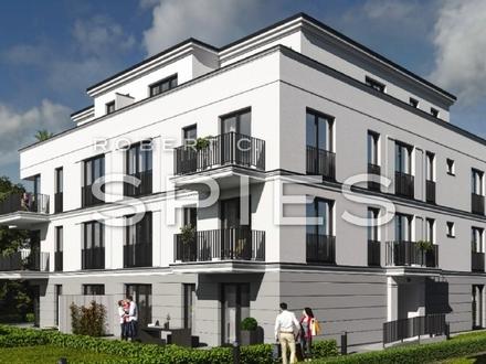 Ein-Zimmer-Apartment mit eigenem Garten im Neubauvorhaben allee 36