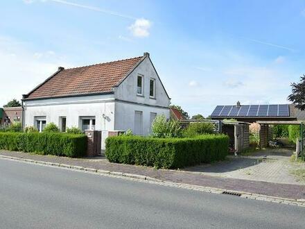 Zwangsversteigerung: Älteres Einfamilienhaus mit Modernisierungsstau in Jever