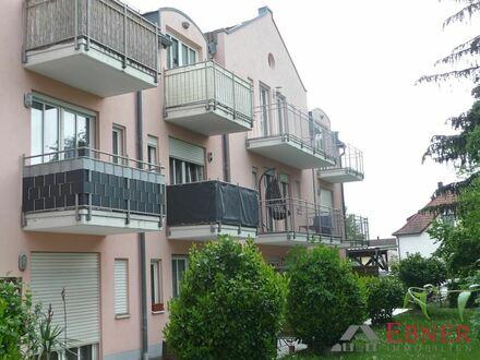Moderne 2-Zimmer-Wohnung in Plattling Nähe Zentrum zur Miete
