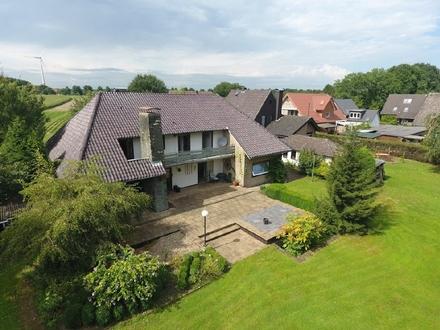 Haltern-Sythen - Repräsentative Architektenvilla mit Charme