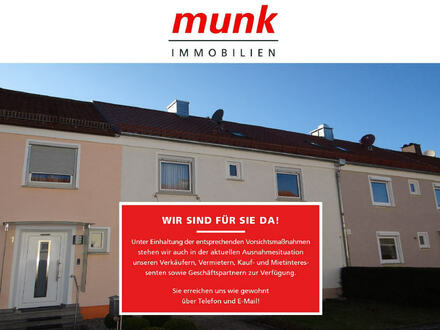 Auf 4 Jahre befristet - tolles Reihenmittelhaus in Weißenhorn