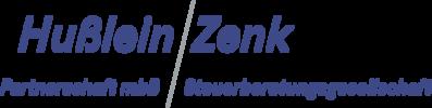 Hußlein & Zenk  PartnerschaftmbB Steuerberatungsgesellschaft