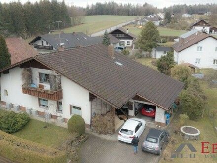 Gemütliches Ein- bzw. Zweifamilienhaus in ruhiger Lage von Bernried