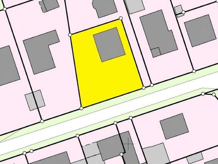 Attraktives Baugrundstück für ein Ein- bzw. Zweifamilienhaus