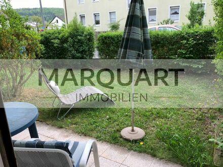 Erdgeschoss / Terrasse / Garten / Wannenbad