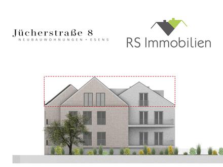 """Neubauwohnungen """"Jücherstraße 8"""" in Esens"""