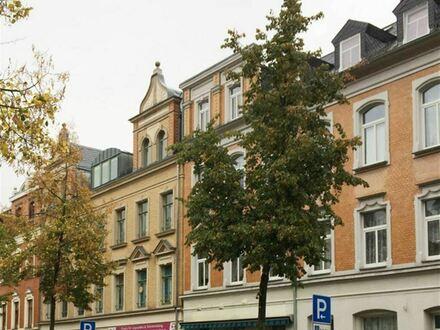 Helle 3-Raum-Wohnung mit Balkon auf dem Kaßberg!