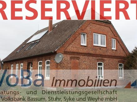 Einfamilienhaus in Heiligenfelde-Clues auf großzügigem Grundstück