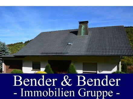 Mehrfamilienhaus in ausgezeichneter Lage im Daadetal!