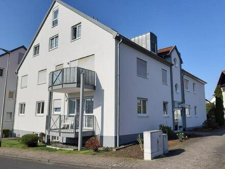 ARNOLD-IMMOBILIEN: Schöne Erdgeschosswohnung in guter Lage