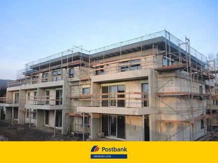 Neubau: 3 Zi. ETW im EG in Bestlage der Kurstadt/ Fertigstellung Dezember 2018