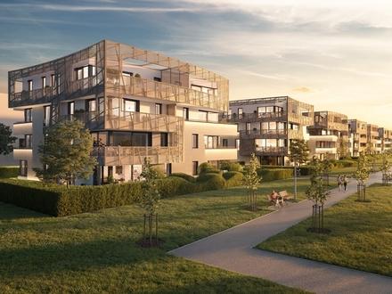 Luxuriöse 4-Zimmer-Wohnung - 147 m² | High-End-Ausstattung | Direkte Parklage | »VERVE by Libeskind«