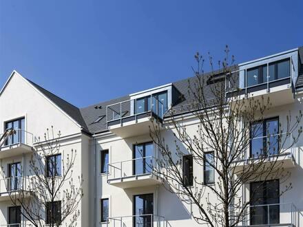 3-Zimmer-Wohnung mit Balkon im Dachgeschoss