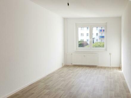 Große 1-Raum-Wohnung im Erdgeschoß!