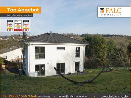 Exklusives Einfamilienhaus mit großem Grundstück und wunderschönem Weitblick!