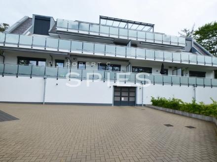 Neuere 3-Zimmer-Wohnung mit Fahrstuhl und Tiefgaragenplatz in Bestlage