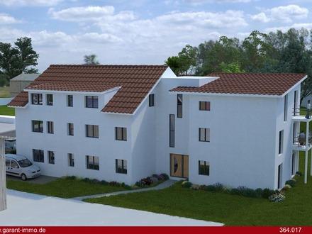 2 Zimmer-Wohnung mit Balkon, zentral in Bingen/Sigmaringen