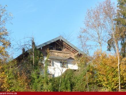Tolle Kapitalanlage in Siegsdorf: 2 Zimmer-Dachgeschoss-Wohnung mit herrlichem Traunblick!