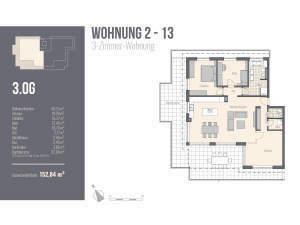 Luxuriöses Penthouse