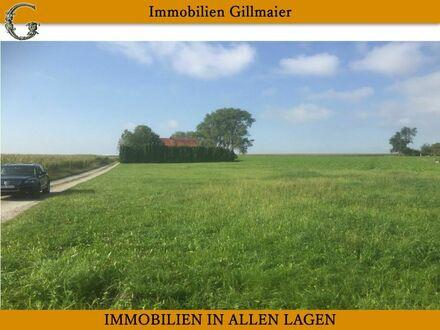 Immobilien Gillmaier - RESERVIERT Sonniges Baugrundstück - ohne Bauzwang!