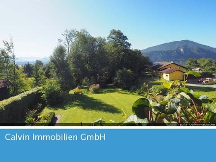 Großer Baugrund mit Altbestand in Ruhelage am Sonnenhang Eugendorfer-Berg!