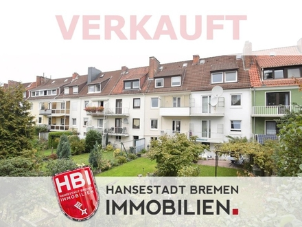 Walle / Saniertes Mehrfamilienhaus mit vier Wohneinheiten