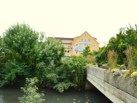 Charmantes ***Hotel Kleinstadt Nähe Industriestadt Heilbronn am Neckar