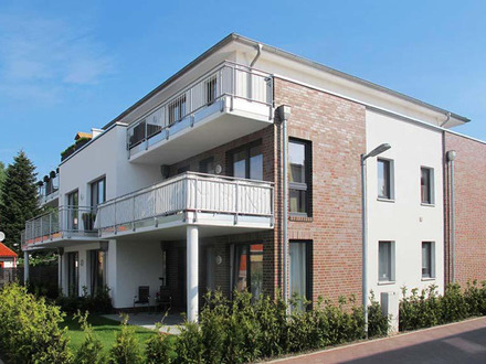 TT bietet an: Neubau 3-Zimmer-Wohnung in Wilhelmshaven!
